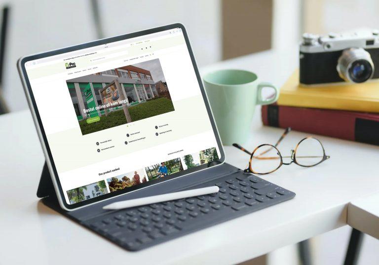 Website Flux Webdesign Antwerpen