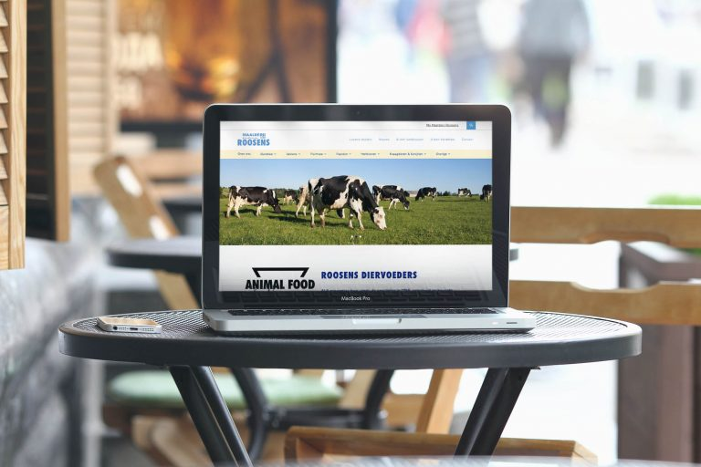 Website Webdesign Antwerpen