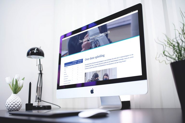 Website laten maken Flux Webdesign Antwerpen
